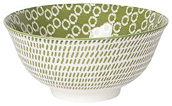 Now Designs Stamped Bowl 6 inch