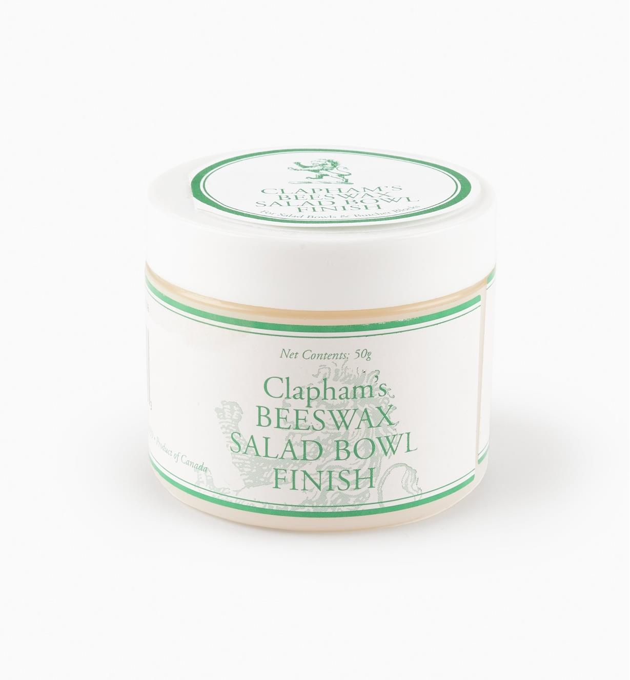 Clapham's Beeswax Wood Conditioner