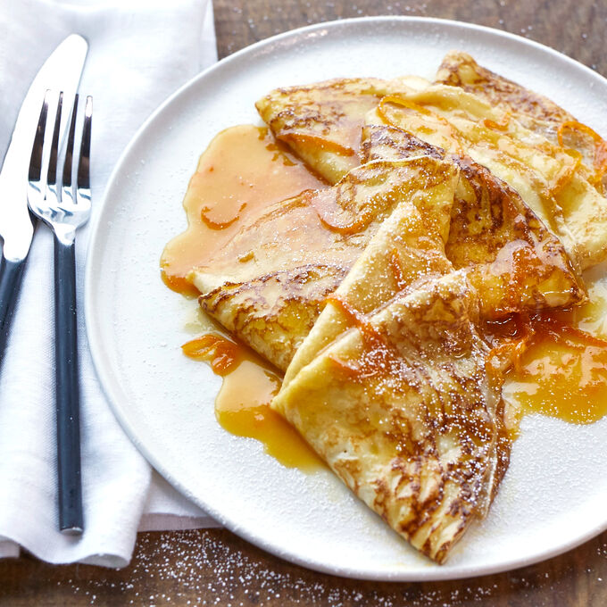 VIRTUAL COOKING: Mastering Crepes