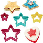 Metaltex Nesting Cookie Cutters