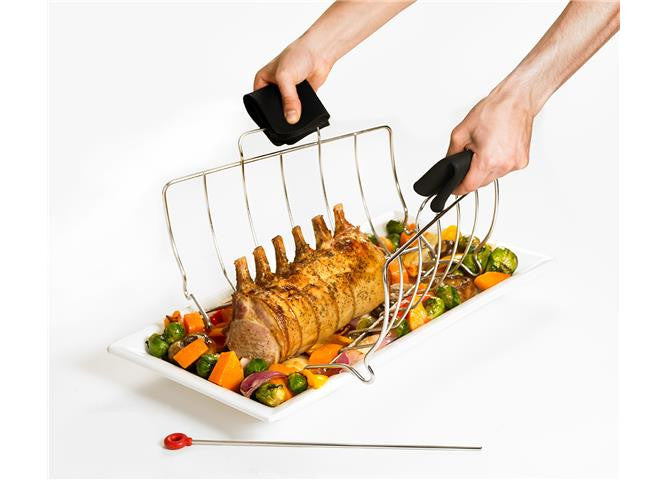 Cuisipro Roast & Serve Rack (Stainless Steel)