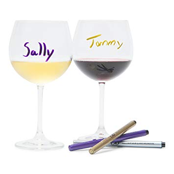 Wine Glass Decorator Set