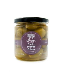Divina Garlic Stuffed Olives