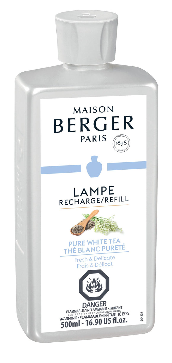 Maison Berger Paris Pure White Tea Lamp Fragrance