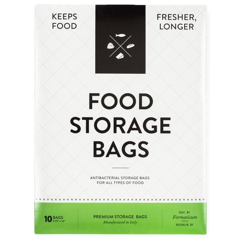 Formaticum Food Storage Bags