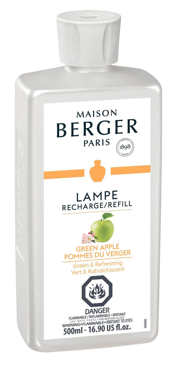 Maison Berger Paris Green Apple Lamp Fragrance