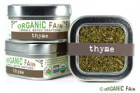 Organic Fair Small Batch Crafters - Herbs & Spices