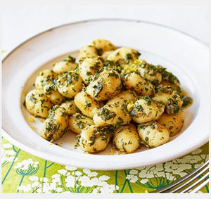 VIRTUAL SUNDAY SUPPER: Homemade Gnocchi
