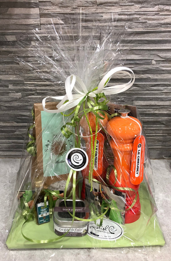 Build Your Own Gift Basket (BYOB)
