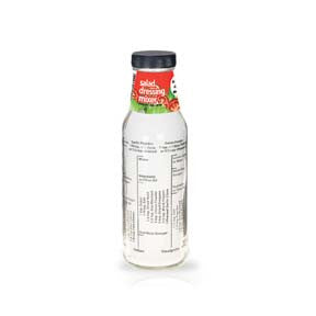 Kitchen Basics Salad Dressing Bottle