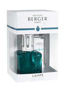 Maison Berger Paris Green Ice Cube Lampe Gift Set