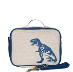 SoYoung Blue Dinosaur Lunch Box