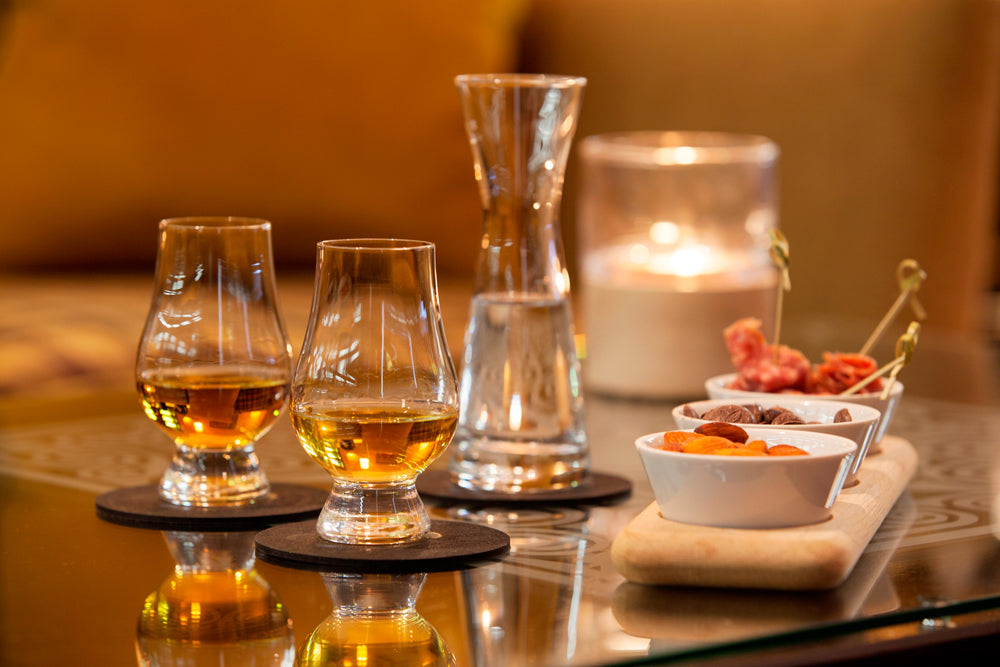LESSONS IN LIBATIONS: A Scotch & Food Pairing Event + FREE Glencairn Tasting Glass
