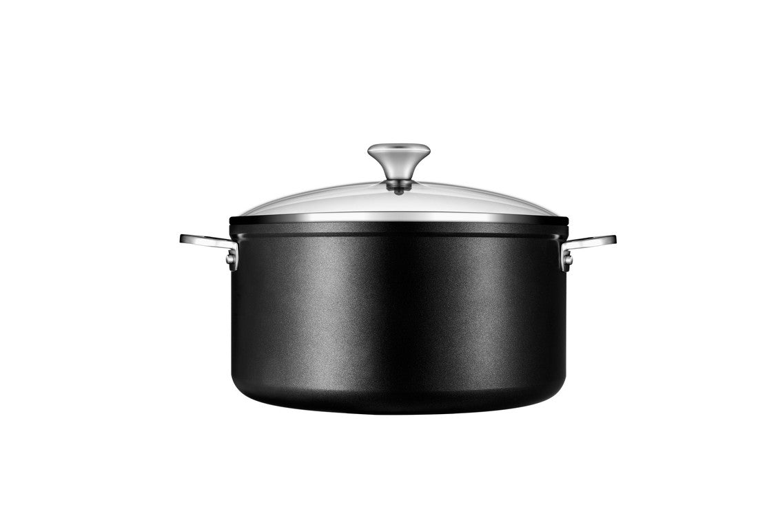 Le Creuset Toughened Non-Stick Stockpot with Lid