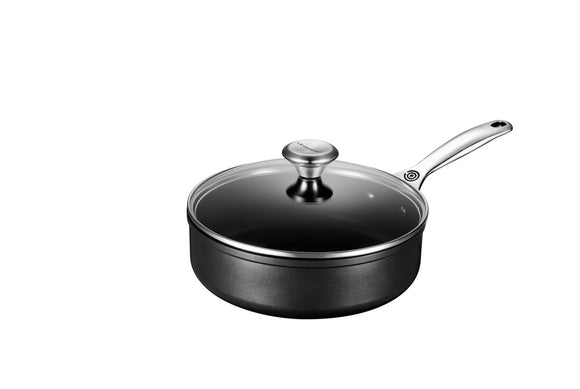 Le Creuset Toughened Non-Stick Saute Pan with Lid