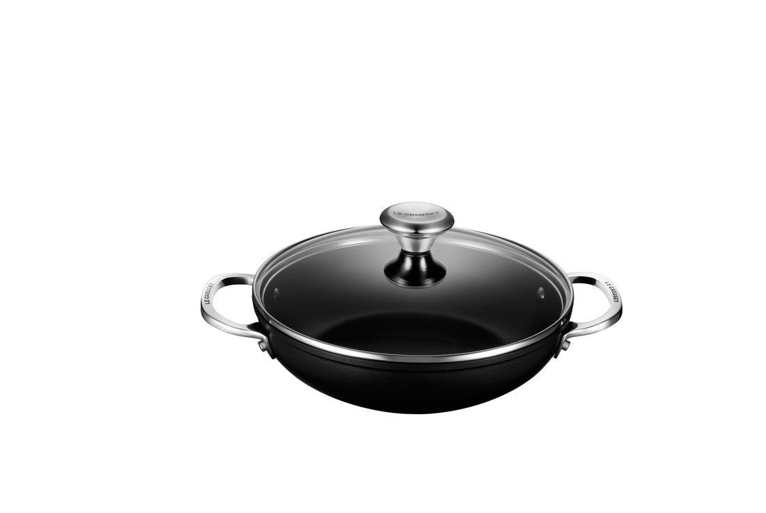 Le Creuset Toughened Non Stick Braiser with Lid
