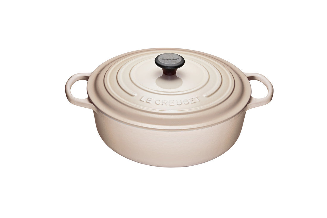 Le Creuset Cast Iron Shallow Round French Oven
