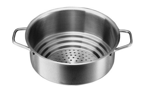 Meyer 3 L Universal Steamer Insert with Cover
