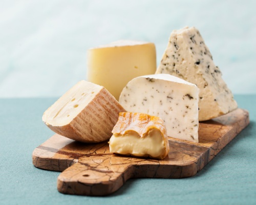 The TASTY CHEESE-OF-THE-MONTH Club