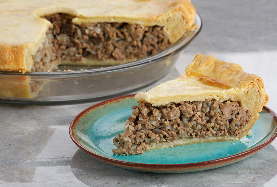 MAKE & TAKE: Tourtière (HANDS ON)