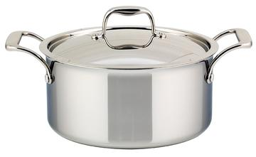 Meyer Tri-Ply Clad SuperSteel 5 L Dutch Oven