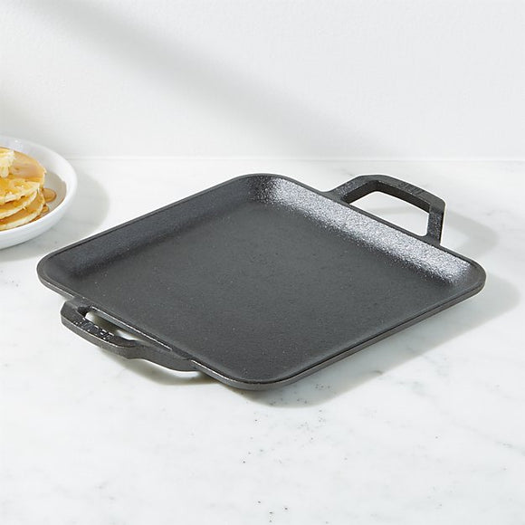 Lodge Chef's Collection Cast Iron Griddle