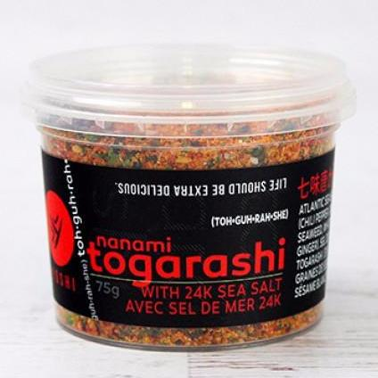 Togarashi Dry Chili with Sea Salt