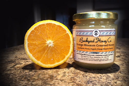 Backyard Honey Company Flavoured Honey