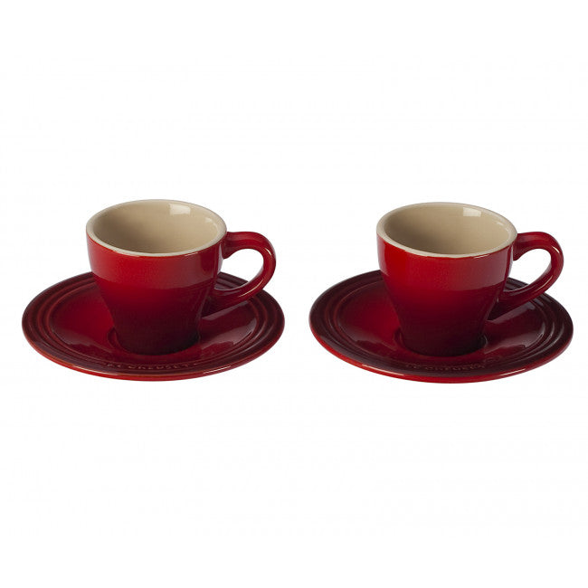 Le Creuset Espresso Cups (set of 2)