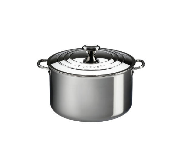 Le Creuset Stainless Steel Stock Pot