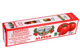 Alpino Double Concentrated Tomato Paste