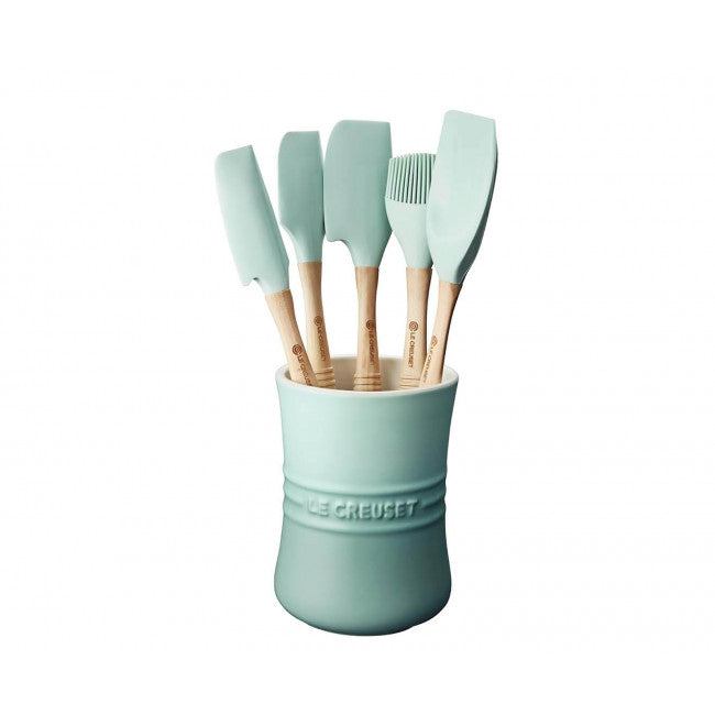 Le Creuset Utensil Crock 6 pc. set