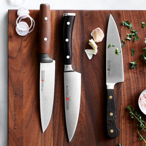 COMPLIMENTARY WORKSHOP: The Cutting Edge Knife Event by Wusthof