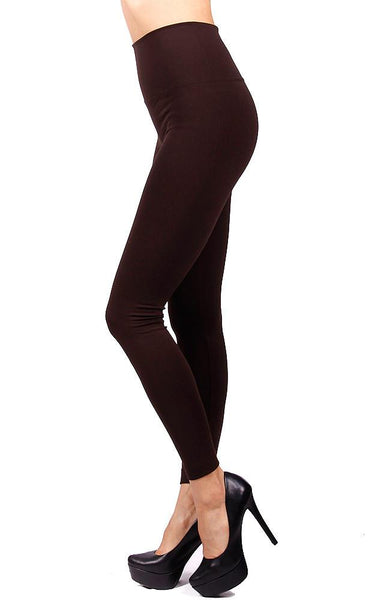 fleece legging high waisted