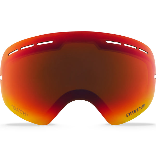 L004 POLARIZED BROWN RED REVO