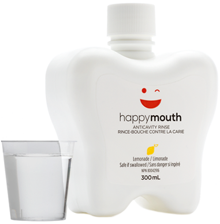 happymouth Anti-Cavity Rinse