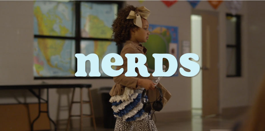 "LOUIS YORK CONTINUES TO USE ART TO PROMOTE SOCIAL ISSUES WITH THE RELEASE OF NEW VIDEO TO SINGLE ""NERDS"""