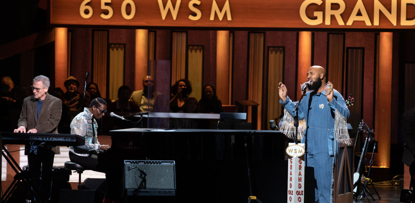 For Louis York, the Grand Ole Opry is Music Mecca