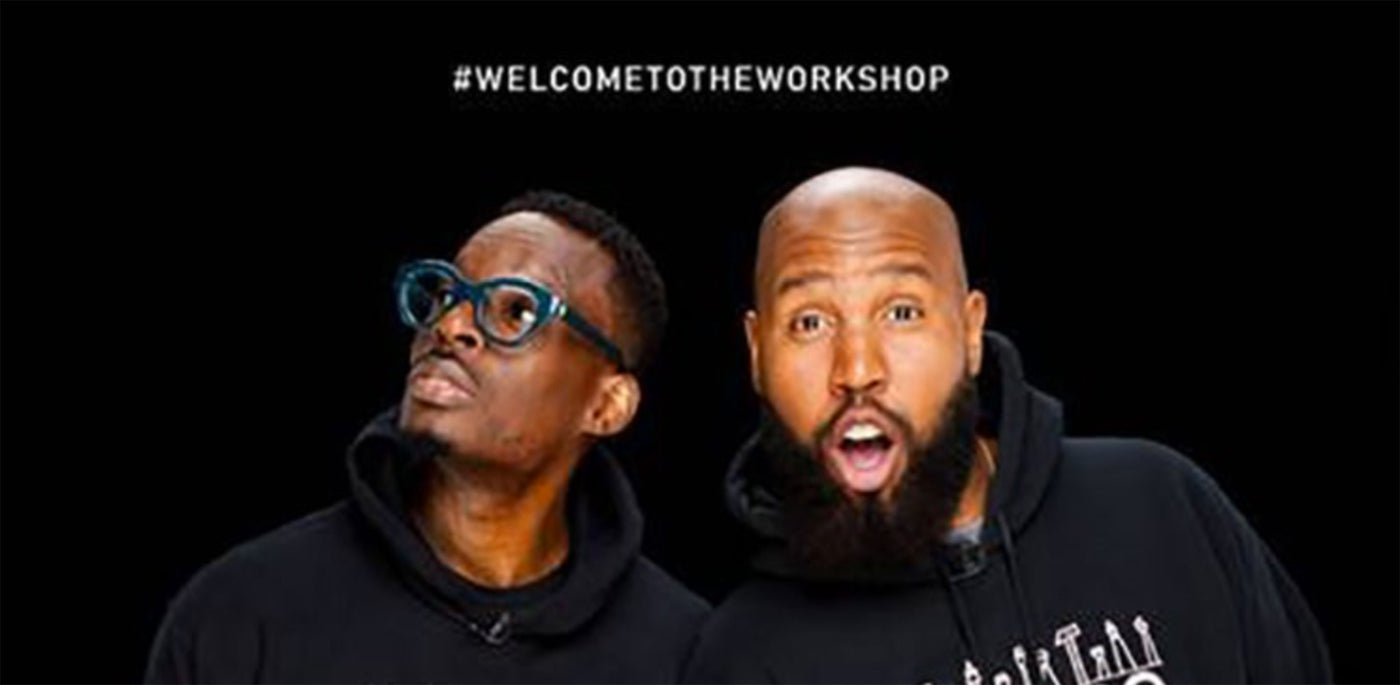 Louis York Launches #WelcometotheWorkshop on IG Live Today