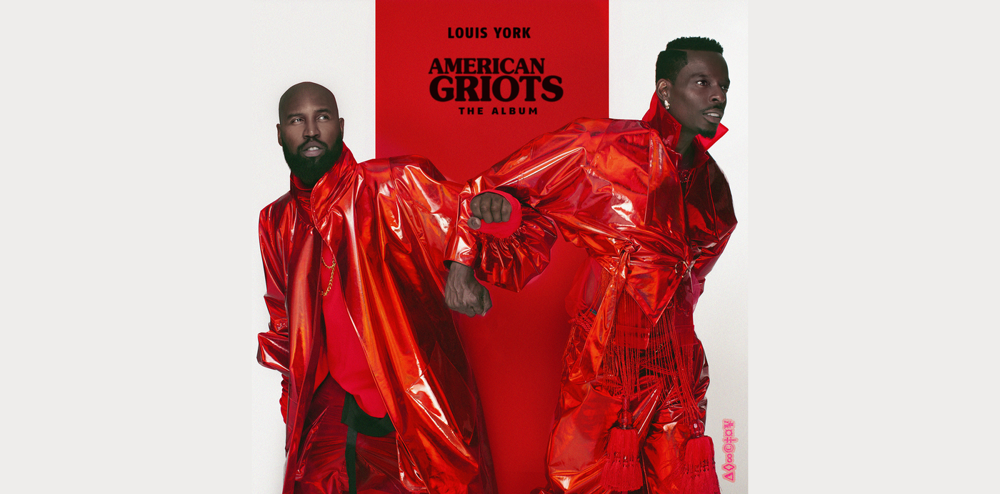Album Review: American Griots By Louis York