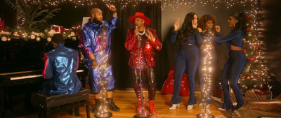 "Louis York & Jimmie Allen Release Visual for ""What Does Christmas Mean"" ft. The Shindellas"