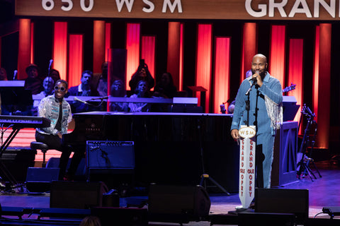 Louis York Grand Ole Opry Debut