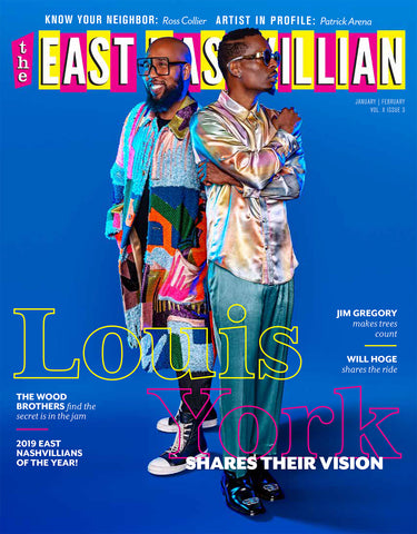 Louis York East Nashvillian Magazine