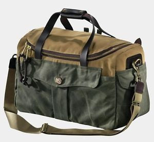 Original Sportsman Bag Tan/Otter Green (70073)
