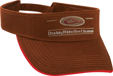 Oval Bar Logo Visor  DH1681