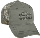 Two-Tone Logo Cap  DH3007