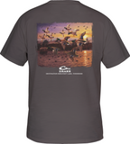 Drake Waterfowl Destination Series Reelfoot Lake, TN S/S DT2000