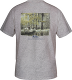 Drake Waterfowl Destination Series Mississippi Delta S/S DT2000