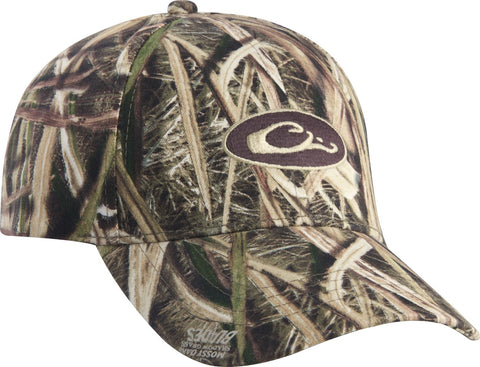 Drake Waterfowl Cotton Camo Cap  DW1790