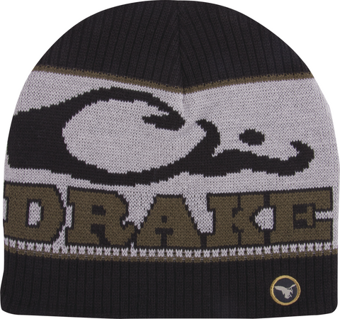 Big Duck Knit Stocking Cap  DW2908